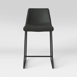 Bowden Faux Leather Counter Stool - Project 62™