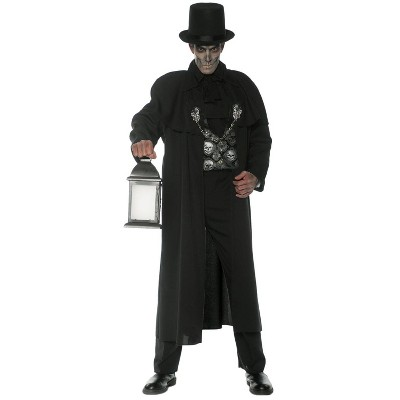 Adult Early Mourning Coat Halloween Costume