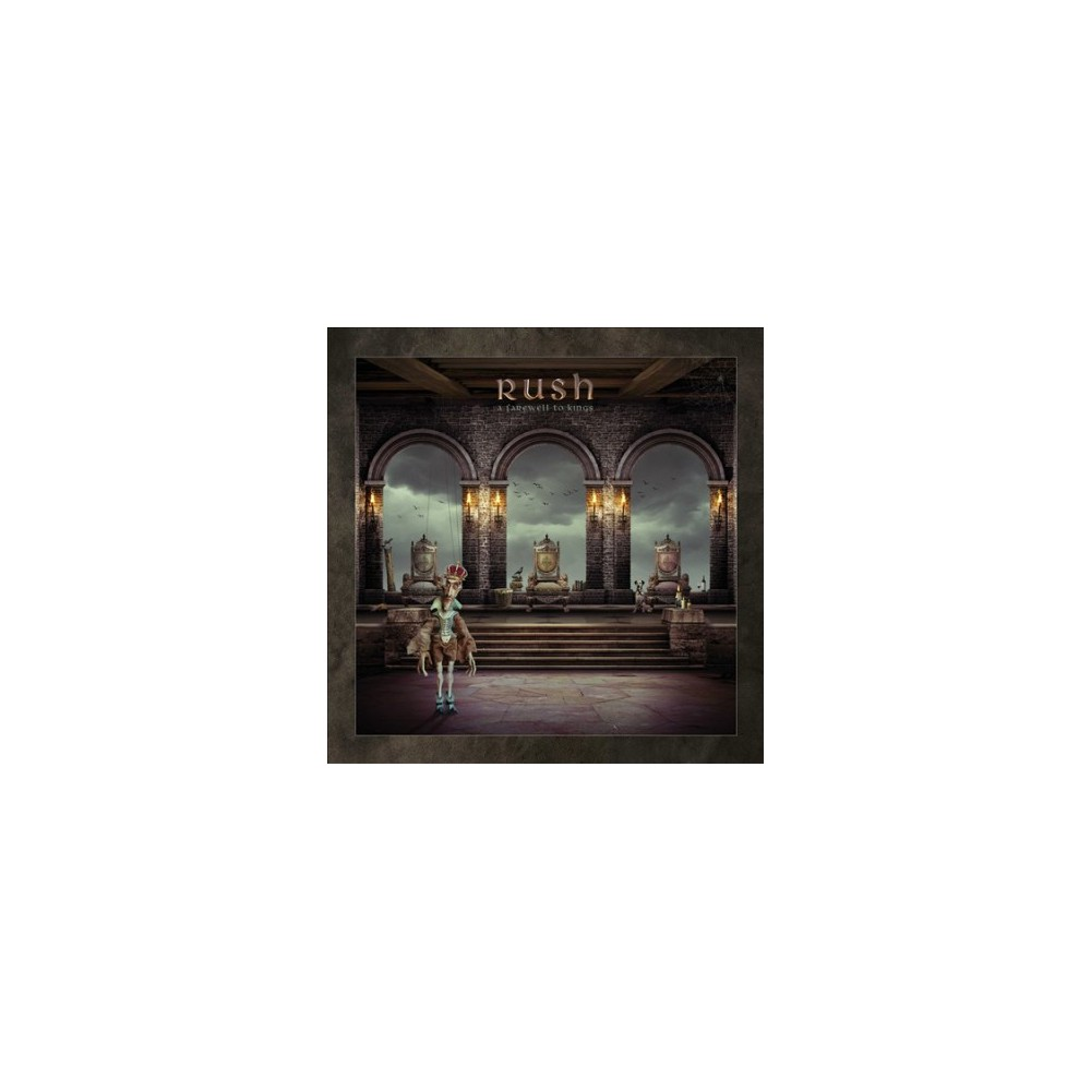 Rush - Farewell To Kings (CD)