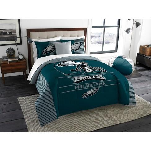 NFL Philadelphia Eagles The Northwest Co. King Size Printed Comforter & Sham - image 1 of 3