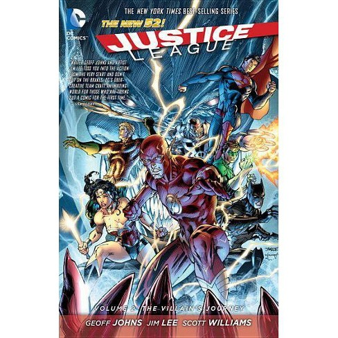 Justice League, Volume 2 - by  Geoff Johns (Paperback) - image 1 of 1