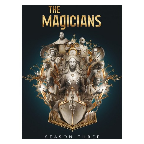 The Magicians - Season: 3 (DVD) - image 1 of 1