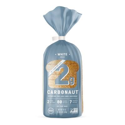 Carbonaut White Bread - 19oz