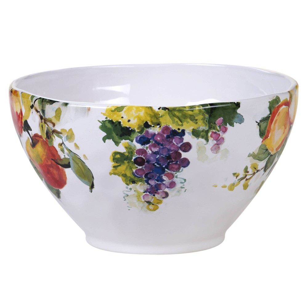 Image of 104oz Earthenware Ambrosia Serving Bowl - Certified International