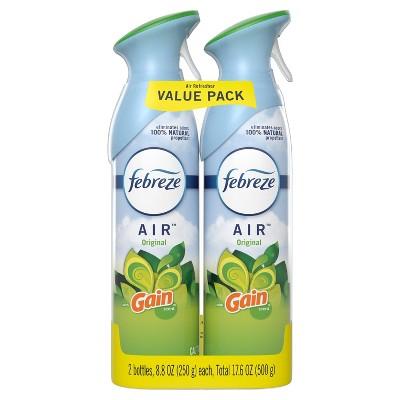 Febreze Odor-Eliminating Air Freshener - Original Scent - 2pk/17.6 fl oz