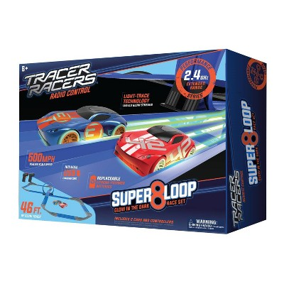 Skullduggery Tracer Racers Super 8 Loop Speedway