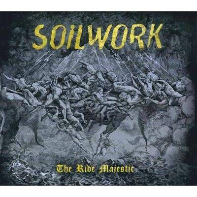 Soilwork - Ride Majestic (CD)