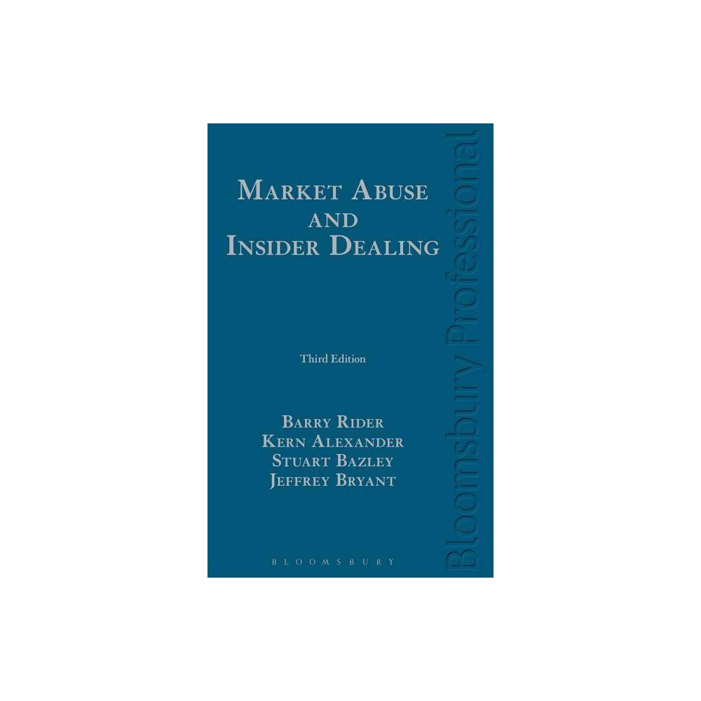 Market Abuse and Insider Dealing - 3 Edition (Hardcover)