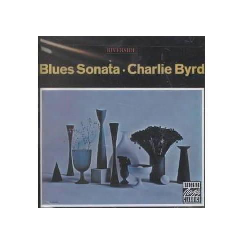 Charlie Byrd - Blues Sonata (CD) - image 1 of 1