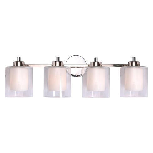 Kenroy Orienta 4 Light Vanity - image 1 of 1