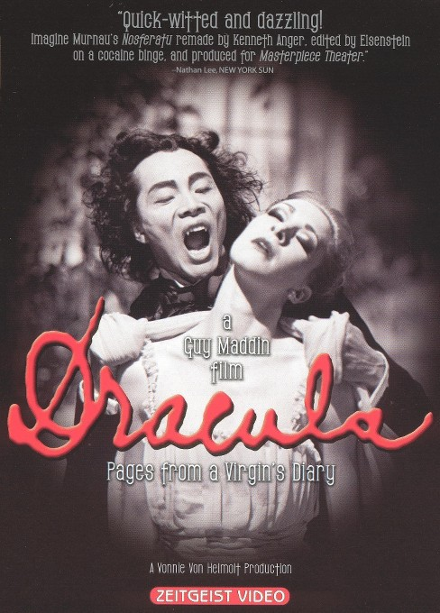 Dracula:Pages from a virgin's diary (DVD) - image 1 of 1