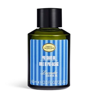 The Art Of Shaving Men's Lavender Pre-Shave Oil - 2 fl oz