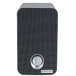 Germ Guardian 3-in-1 Air Purifier Table Top Tower With 2 Bonus Carbon Filters Gray