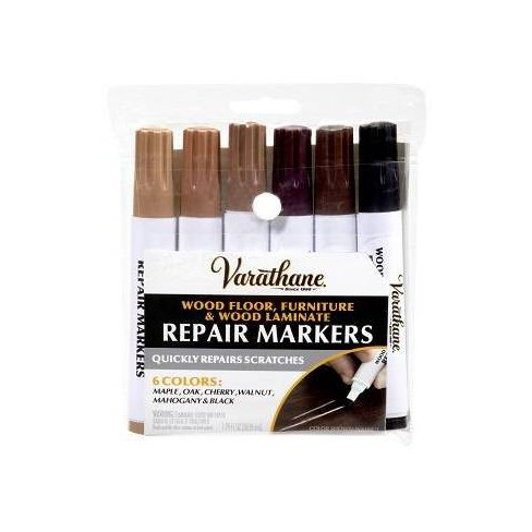 Rust-Oleum 5pk Varathane Wood Repair Marker - image 1 of 1