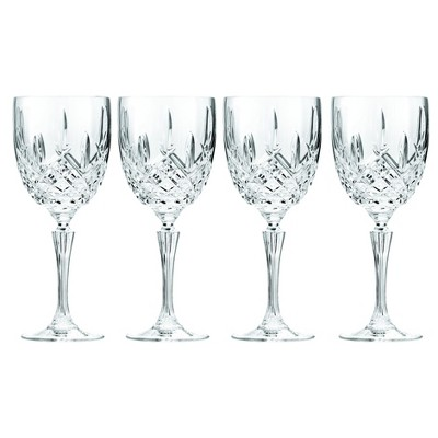 Marquis by Waterford Markham Crystal Goblets 13oz - Set of 4