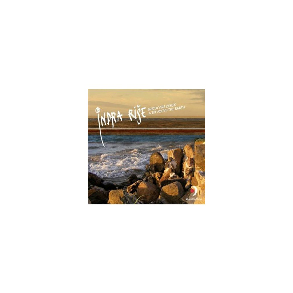 Indra Rise - Rise:Bit Above The Earth (CD)