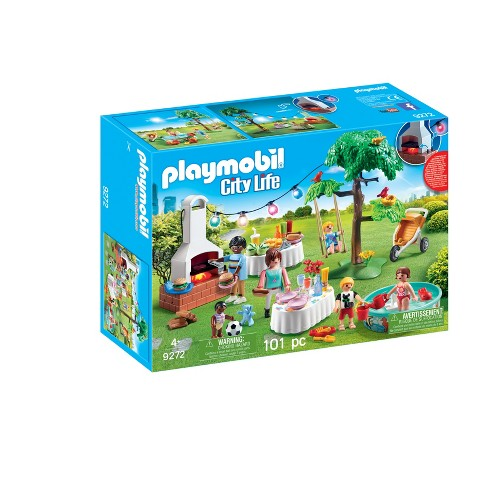Playmobil Housewarming Party - image 1 of 4