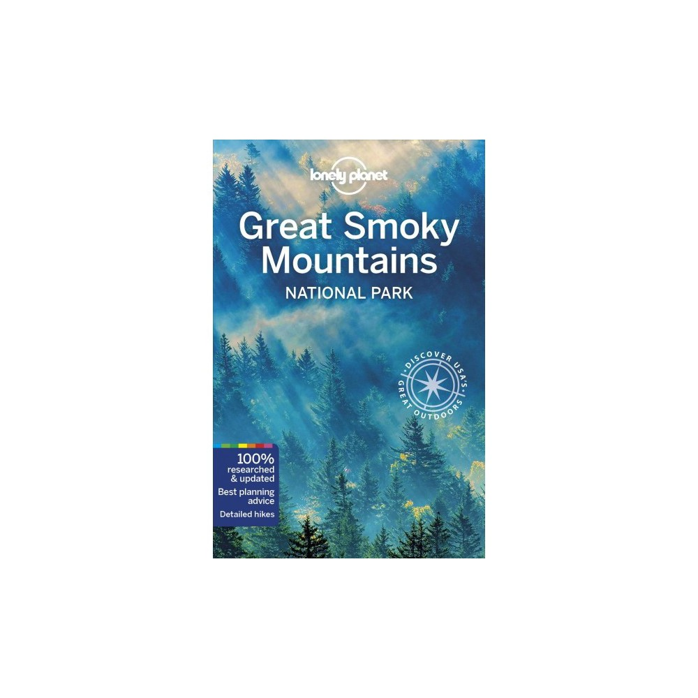 Lonely Planet Great Smoky Mountains National Park - (Paperback)