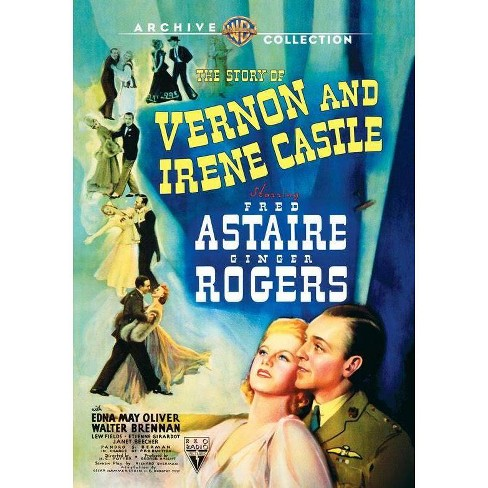 The Story Of Vernon & Irene Castle (DVD) - image 1 of 1