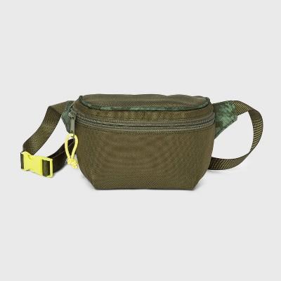 Kids' Camo Belt Bag - Cat & Jack™ Green