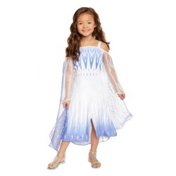Disney Frozen 2 Elsa the Snow Queen Dress