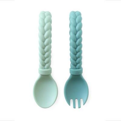 Itzy Ritzy Sweetie Spoons - Mint
