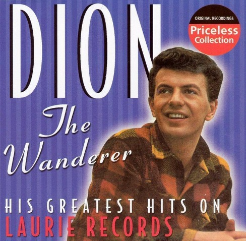 Dion - Wanderer:His greatest (CD) - image 1 of 1