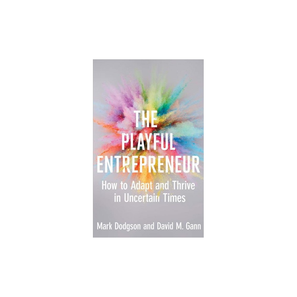 Playful Entrepreneur : How to Adapt and Thrive in Uncertain Times - (Hardcover)
