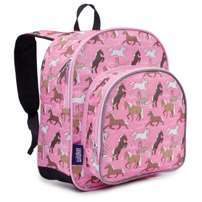 Wildkin Horses in Pink 12 Inch Backpack