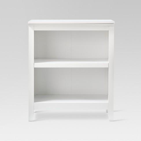 36 Carson 2 Shelf Bookcase