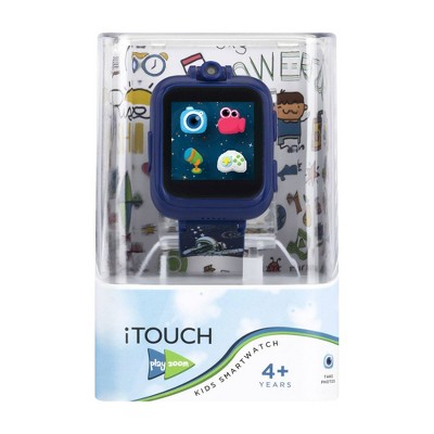 PlayZoom Interactive Educational Smartwatch for Kids 48mm - Navy Astronaut Band