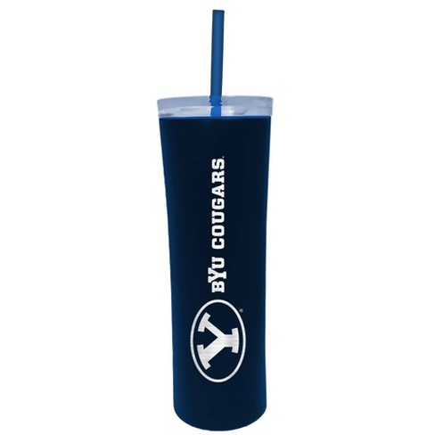 NCAA BYU Cougars 18oz Stainless Steel Skinny Tumbler - image 1 of 1