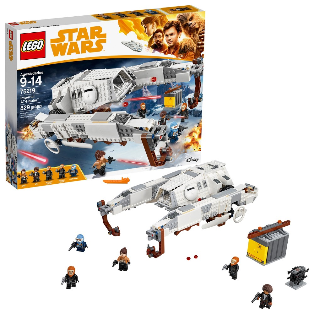 Lego Star Wars Sets 75106 Imperial Assault Carrier From 14999 75098 On Hoth At Hauler 75219