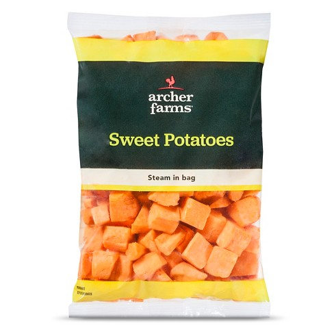 Diced Sweet Potatoes - 16oz Bag - Archer Farms™ - image 1 of 1