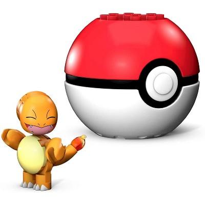 Pokemon Pokemon Mega Construx Building Set | Charmander w/ Poke Ball