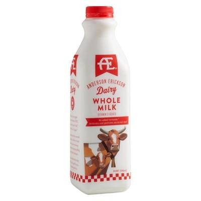 Anderson Erickson Whole Milk - 1qt