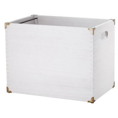 Wood File Sorter White - Threshold™