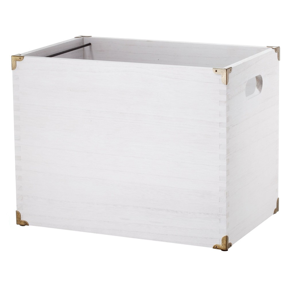 Best Discount Wood File Sorter Threshold White