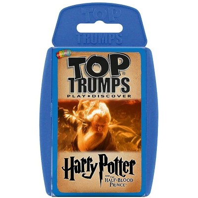 Top Trumps Harry Potter and the Half Blood Prince Top Trumps Card Game