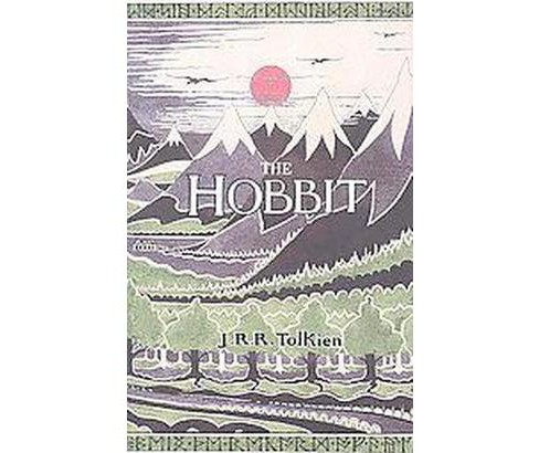 Hobbit : Or There and Back Again (Anniversary) (Hardcover) (J. R. R. Tolkien) - image 1 of 1
