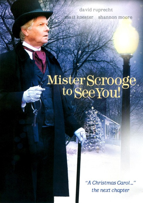 Mister Scrooge To See You (DVD) - image 1 of 1