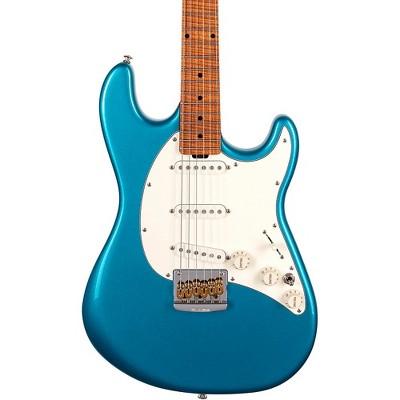 Ernie Ball Music Man Hunter Hayes Cutlass Electric Guitar Tahoe Blue