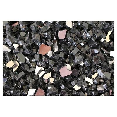 AZ Patio Heaters® Fireplace Fillers - Black