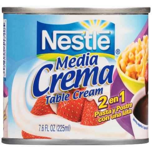 Nestle Media Crema Table Cream - 7.6oz - image 1 of 4