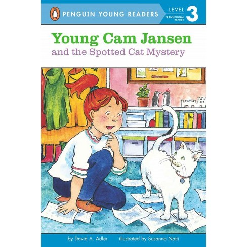 Young CAM Jansen and the Spotted Cat Mystery - by  David A Adler (Paperback) - image 1 of 1