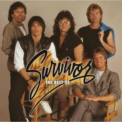 Survivor - The Best of Survivor (CD) - image 1 of 1