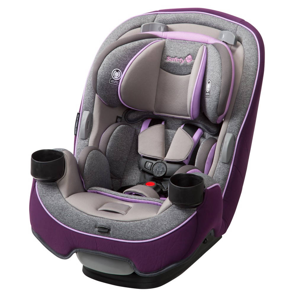 Image of Safety 1st Grow And Go 3-in-1 Convertible Car Seat - Sugar Plum