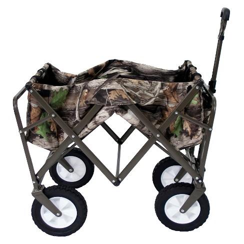Mac Sports All Terrain Collapsible Wagon – Camo   Target bac15ff30