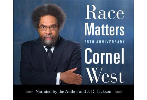 Race Matters -  by Cornel West (MP3-CD) - image 1 of 1