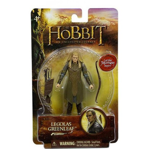 The Hobbit An Unexpected Journey Legolas Greenleaf Action Figure - image 1 of 2